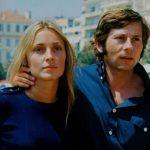 Sharon Tate With Her Husband Roman Polanski