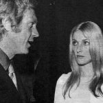 Sharon Tate With Steve McQueen