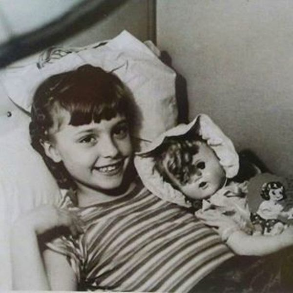 Sharon Tate in her Childhood