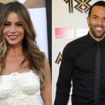 Sofía Vergara With Her Ex Boyfriend Craig David