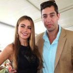 Sofia Veragara With Nick Loeb At Chichen Itza Pyramid