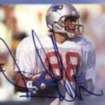 Terry Glenn signature