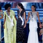 Top 5 Miss Universe 2017 contestants