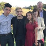 Jordan Fisher Family