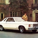 1975 Mercury Monarch