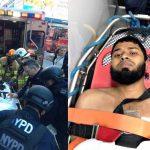 Akayed Ullah hospitalized