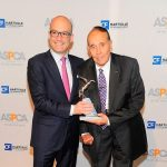 Bob Dole At ASPCA Humane Awards Luncheon