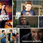 Cameron In Different Movies