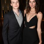 Cameron Monaghan With His Ex-Girlfriend Sadie Newman