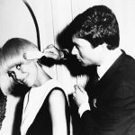 Carol Channing With Her Ex-Boyfriend Vidal Sassoon