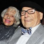 Carol Channing With Her Ex-Husband Harry Kullijian