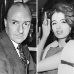 Christine Keeler And John Profumo