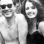 Christine Keeler With Stephen Ward