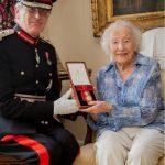 Dame Vera Lynn Received Queens honor