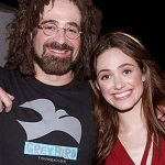 Emmy Rossum With Her Ex-Boyfriend Adam Duritz