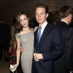 Emmy Rossum With Her Ex-Boyfriend David Wildenstein