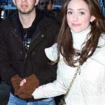 Emmy Rossum With Her Ex-Husband Justin Siegel