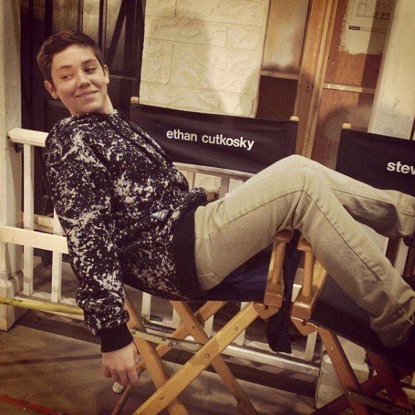 Ethan Cutkoskys Posing