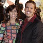 Fabio Porchat with her ex-wife Patrícia Vazquez