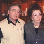 Jackie Stallone With Husband Stephen Marcus Levine