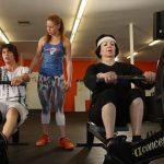 Jackie Stallone's Gym