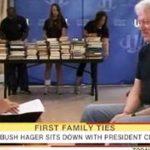 Jenna Bush Interviews Bill Clinton