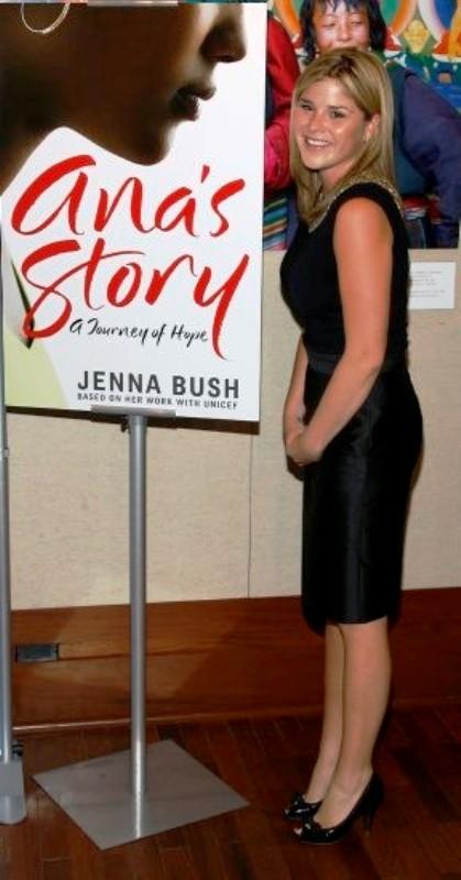 Jenna Bush Hager Height Weight Age Husband Affairs