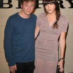 Jeremy Allen White With His Girlfriend Emma Greenwell