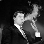 Jerry Lewis Smoking