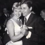Jerry Lewis With His Ex-Girlfriend Gloria DeHaven