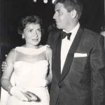 Jerry Lewis With His Ex-Wife Patti Palmer
