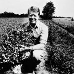 Jimmy Carter In His Own Farms