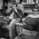 Jimmy Carter With His Brother Billy Carter