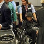 Joe Jackson On Wheelchair