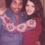 Joe Jackson WIth His Ex-Girlfriend Cheryl Terrell