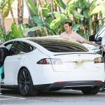Kate Upton - Tesla Model S