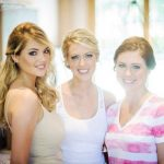 Kate Upton with sisters