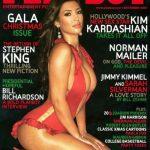 Kim Kardashian - Playboy magazine