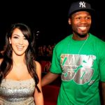 Kim Kardashian and 50 Cent
