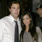Kim Kardashian and Brandon Jenner