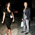 Kim Kardashian and Joey Lawrence