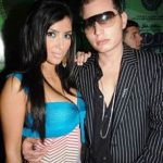Kim Kardashian and Scott Storch