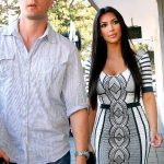 Kim Kardashian and Shengo Deane