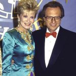 Larry King With His Ex-Wife Julie Alexander