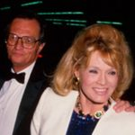 Larry King With His Ex-Girlfriend Angie Dickinson