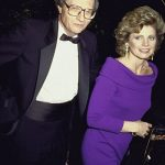 Larry King With His Ex-Wife Sharon Lepore