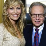 Larry King With His Wife Shawn Southwick