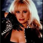 Larry Kings Girlfriend Rhonda Shear