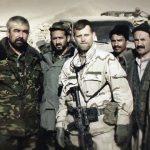 Mark Nutsch in Afghanistan with Abdul Rashid Dostum (left)