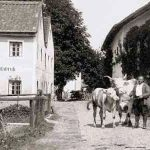 Marktl am Inn Bavaria - 1927 - Birth Place of Pope Benedict XVI